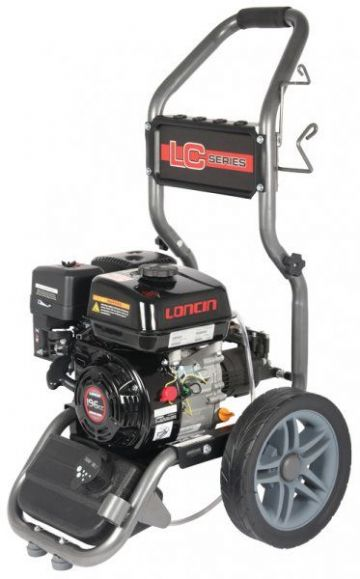 LC 9160 Petrol Pressure Washer Part No: LCT9160PLR